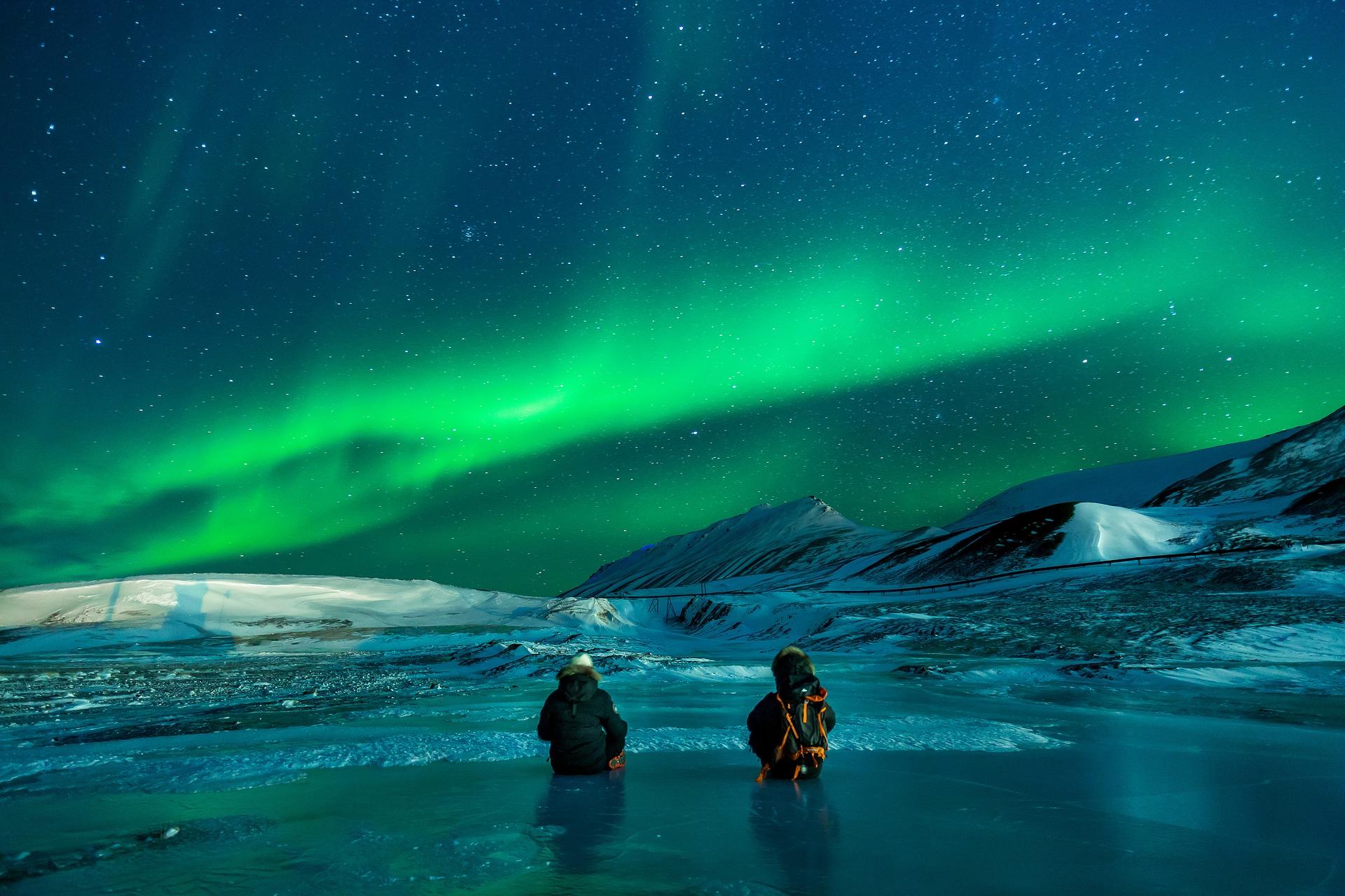 Aurora - Polarna svetlost