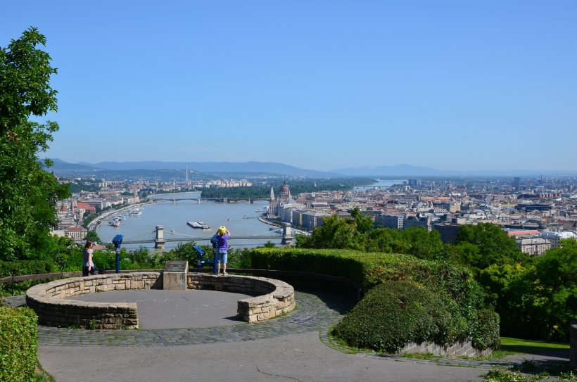 Gelert brdo – Budimpešta