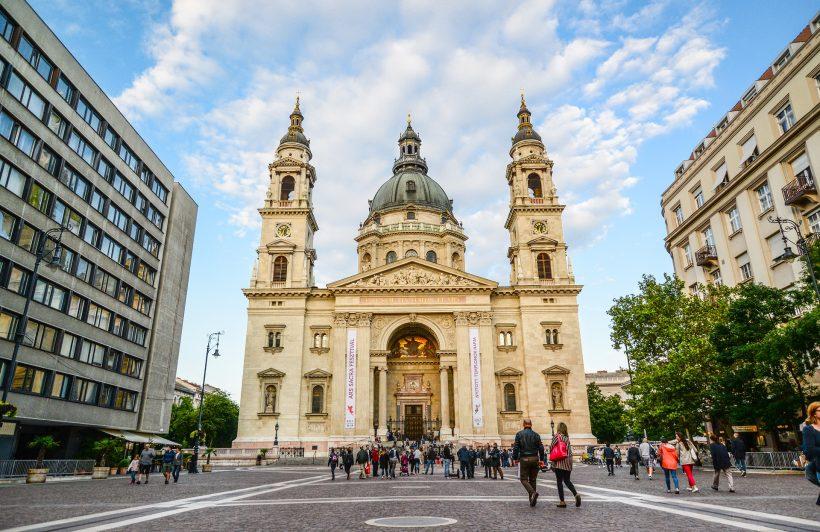 Bazilika Svetog Stefana – Budimpešta