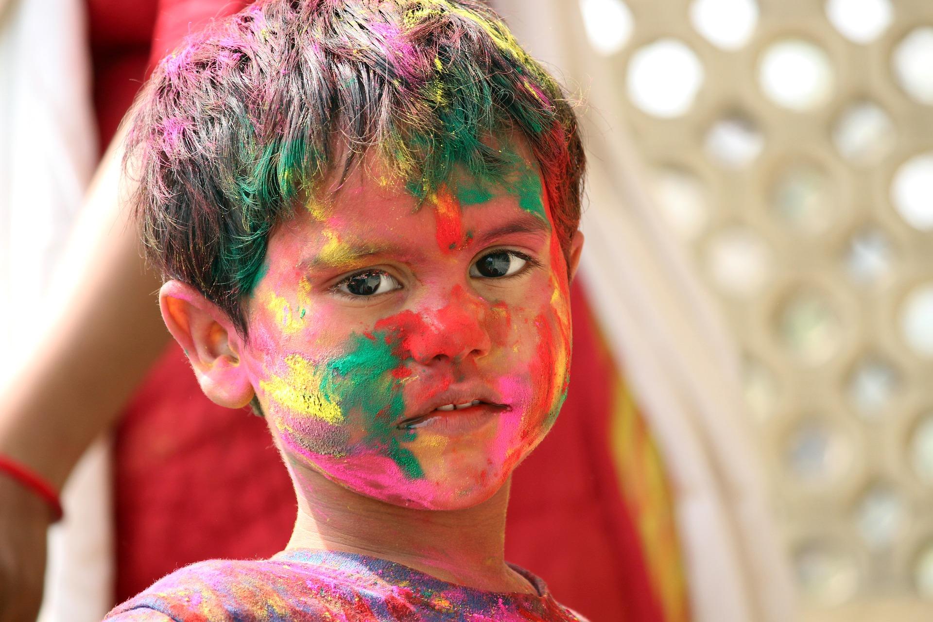 Festival boja - Holi