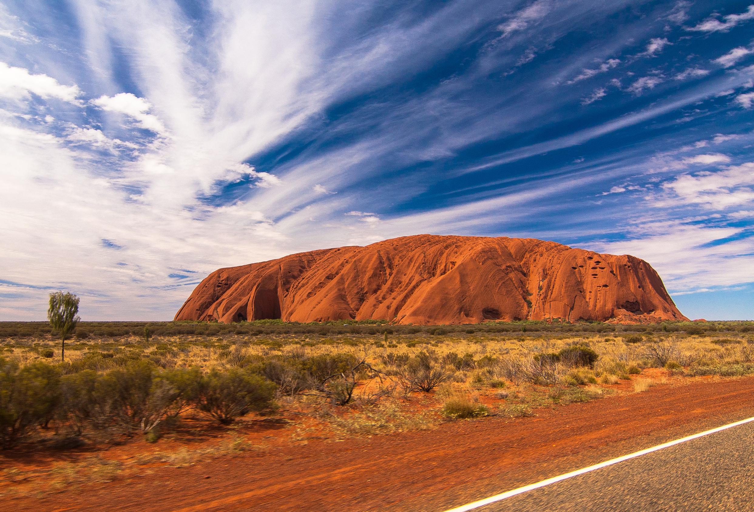 Australija - Uluru