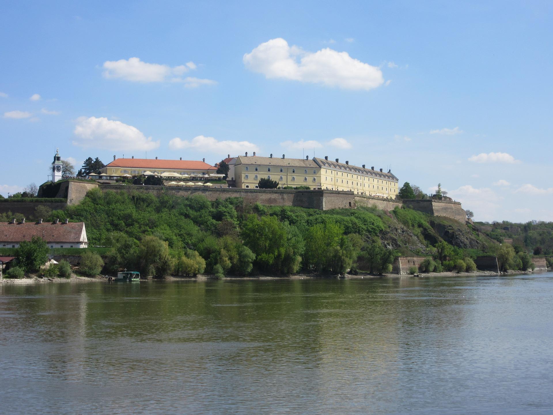 Novi Sad - Petrovaradinska tvrdjava