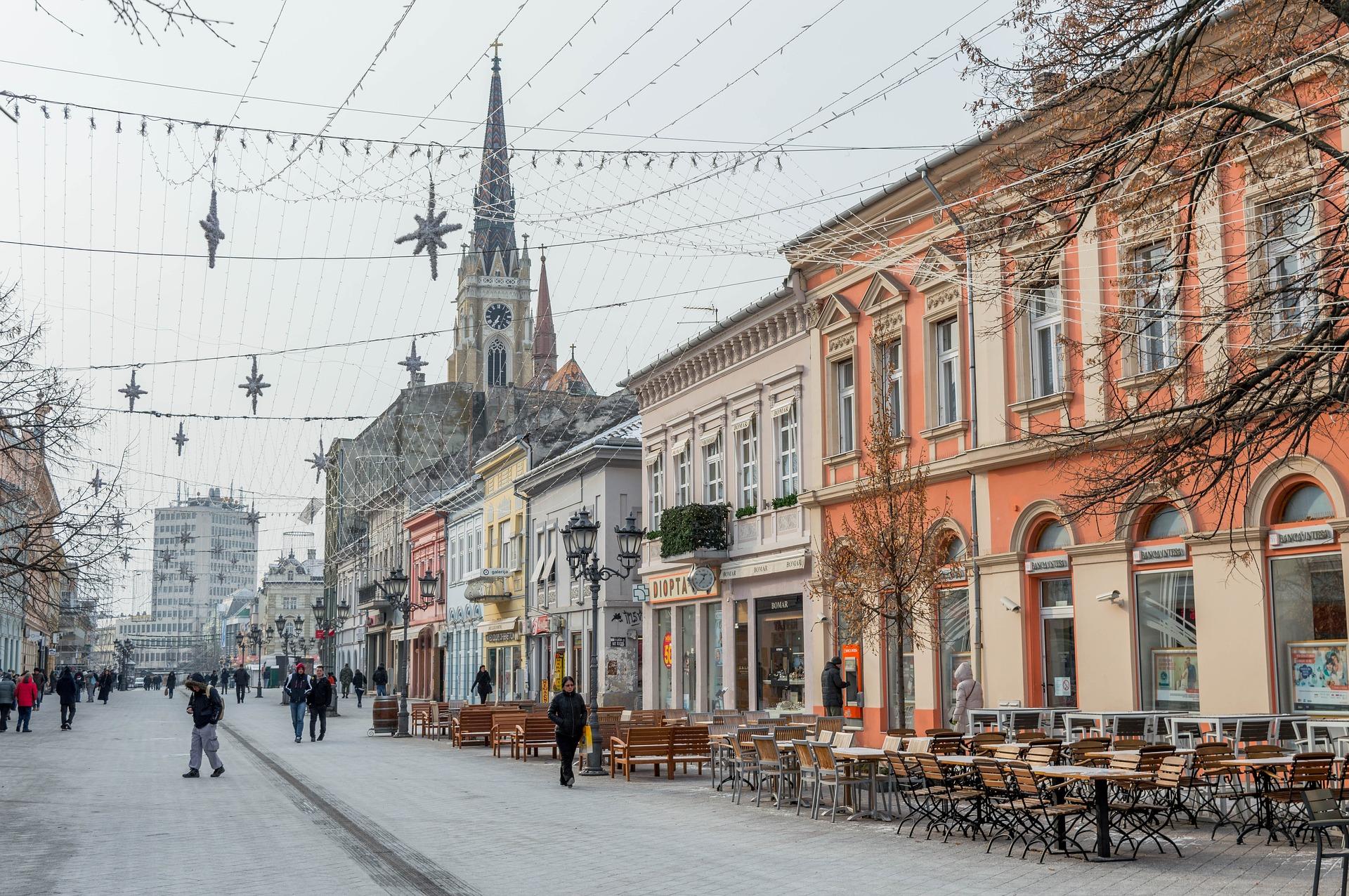 Srpska Atina - Novi Sad