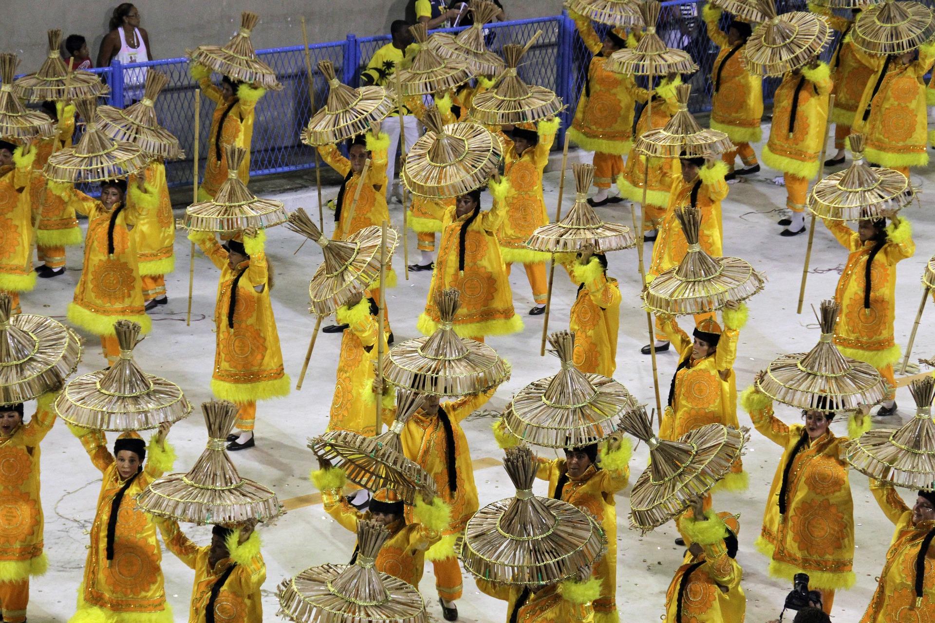 Karneval u Rio de Ženeiru