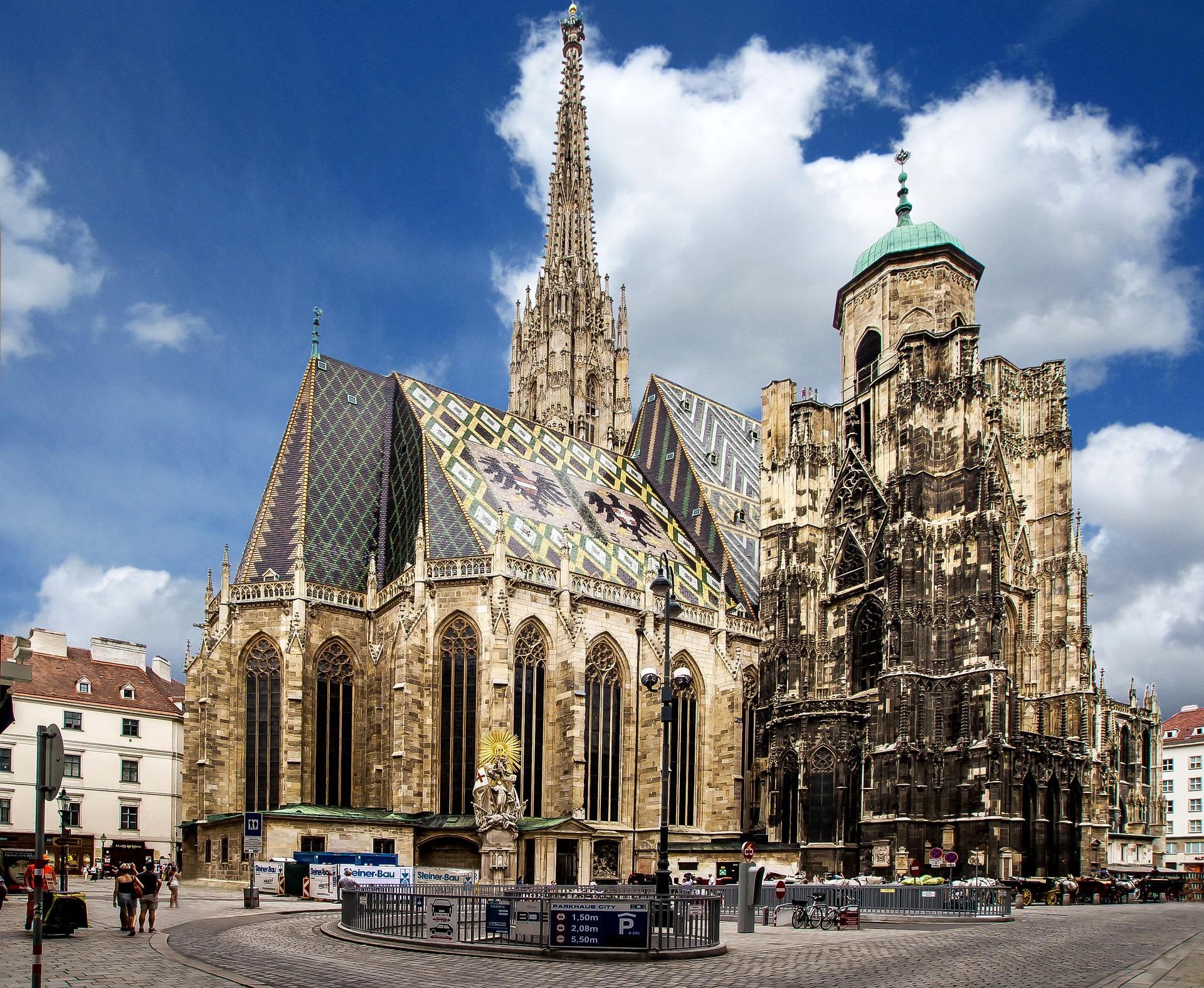 Katedrala Svetog Stefana, Beč