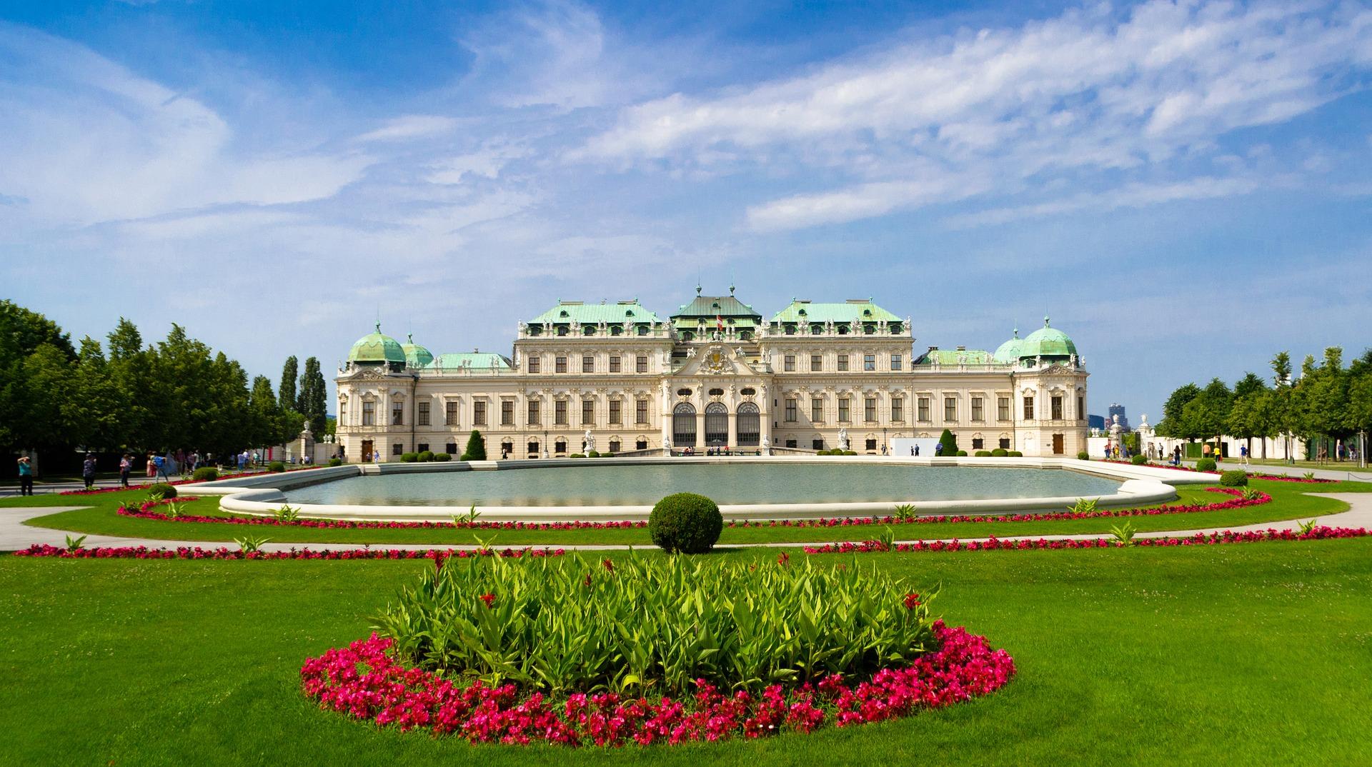 Dvorac Belvedere, Beč