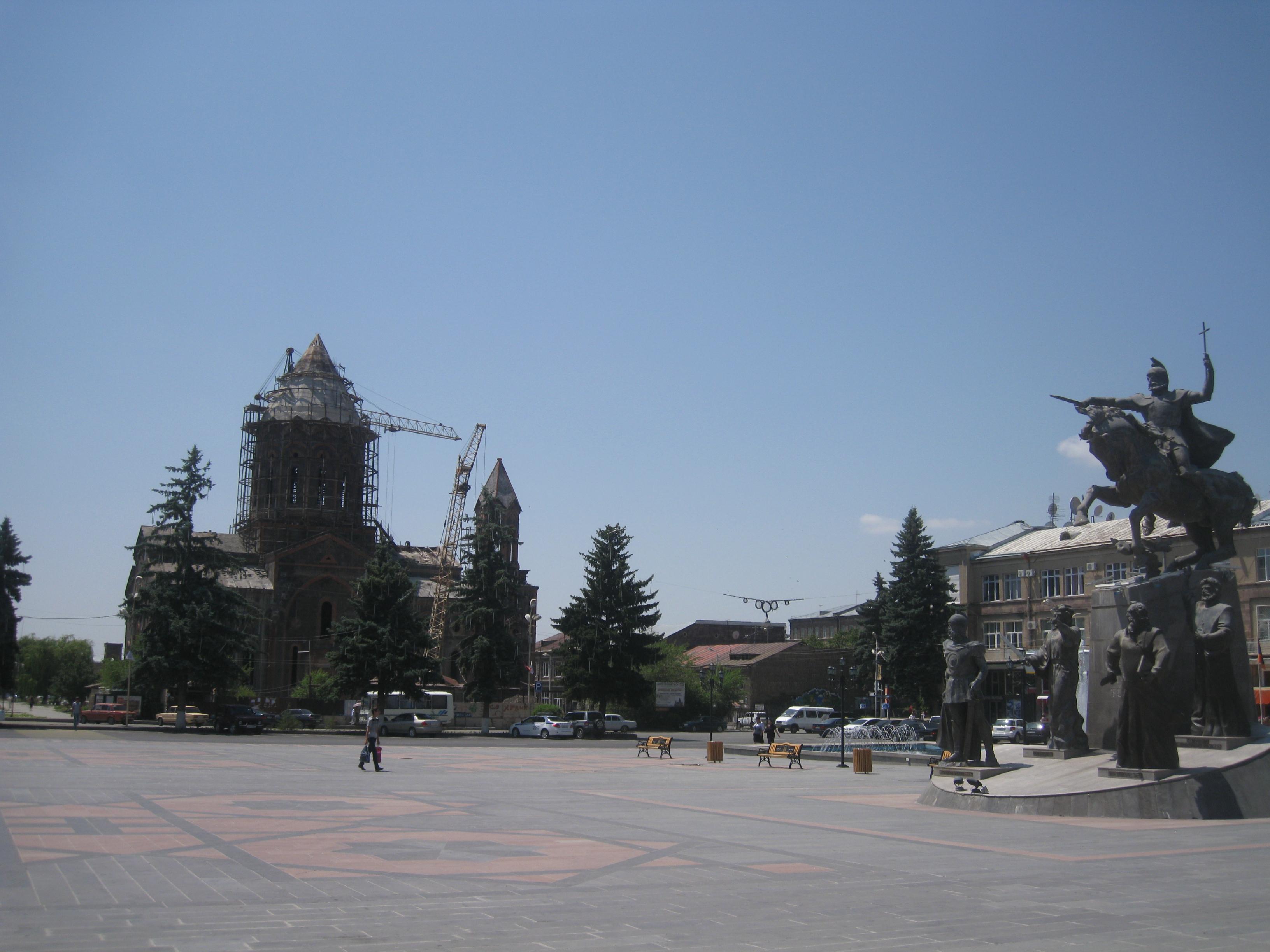 Centralni trg - Photo: Vladimir Šoškić