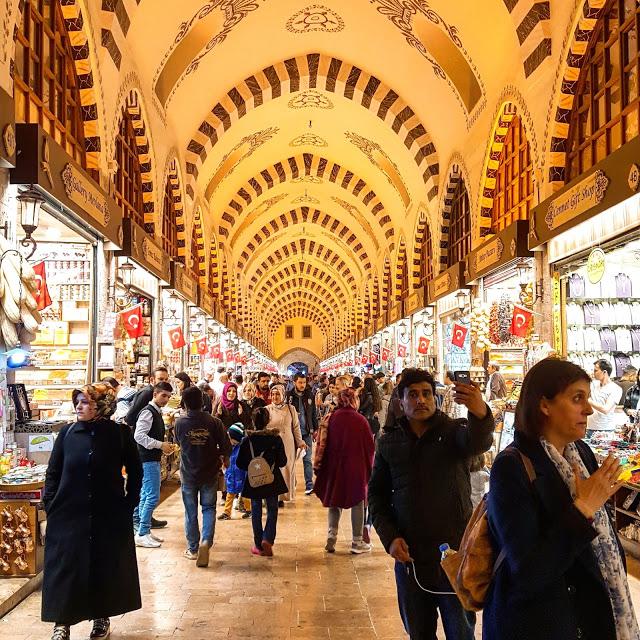 Misir čaršija (Egipatski bazar) - Photo: Svjetski putnik