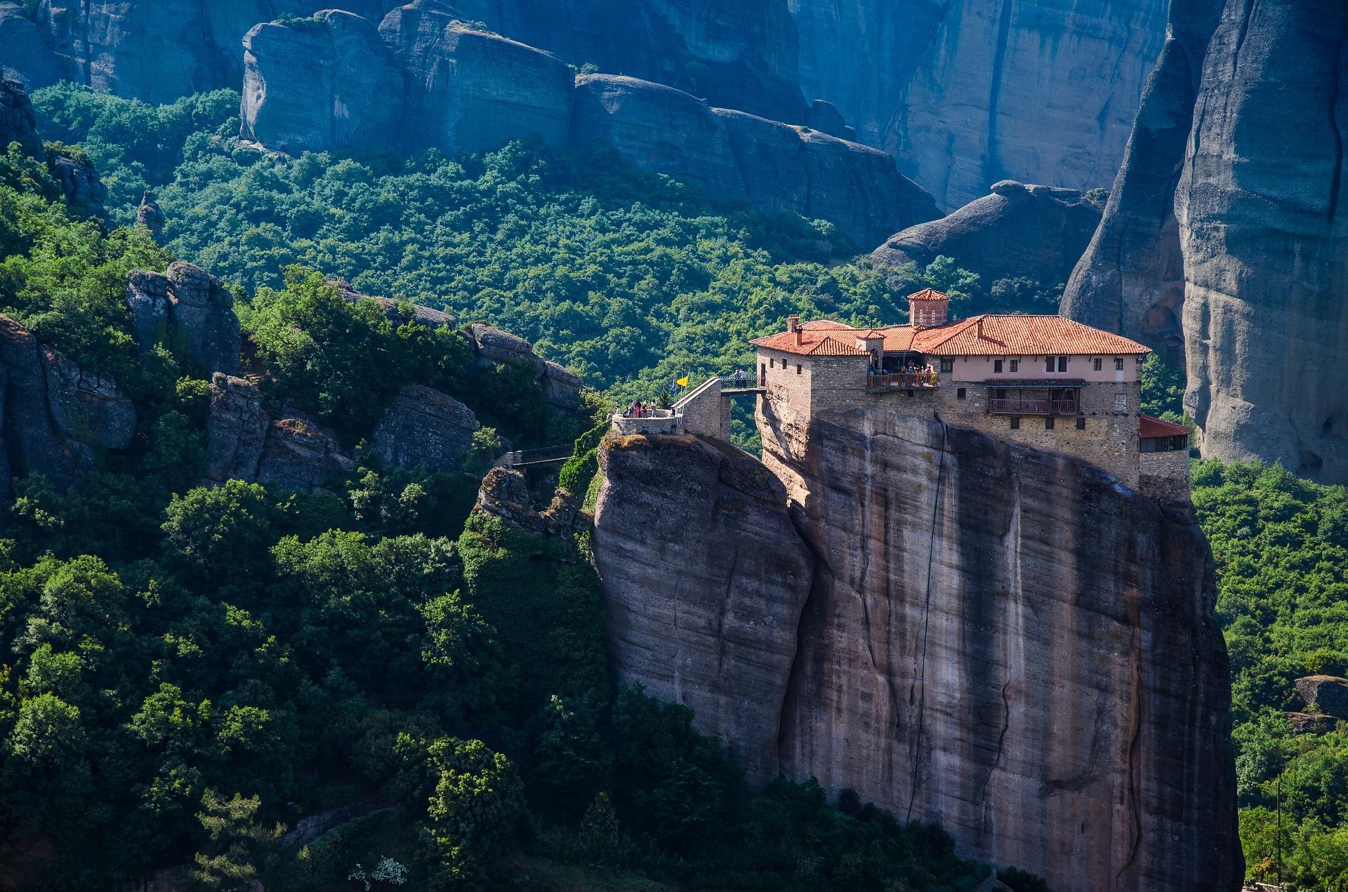 Meteori - Grčka