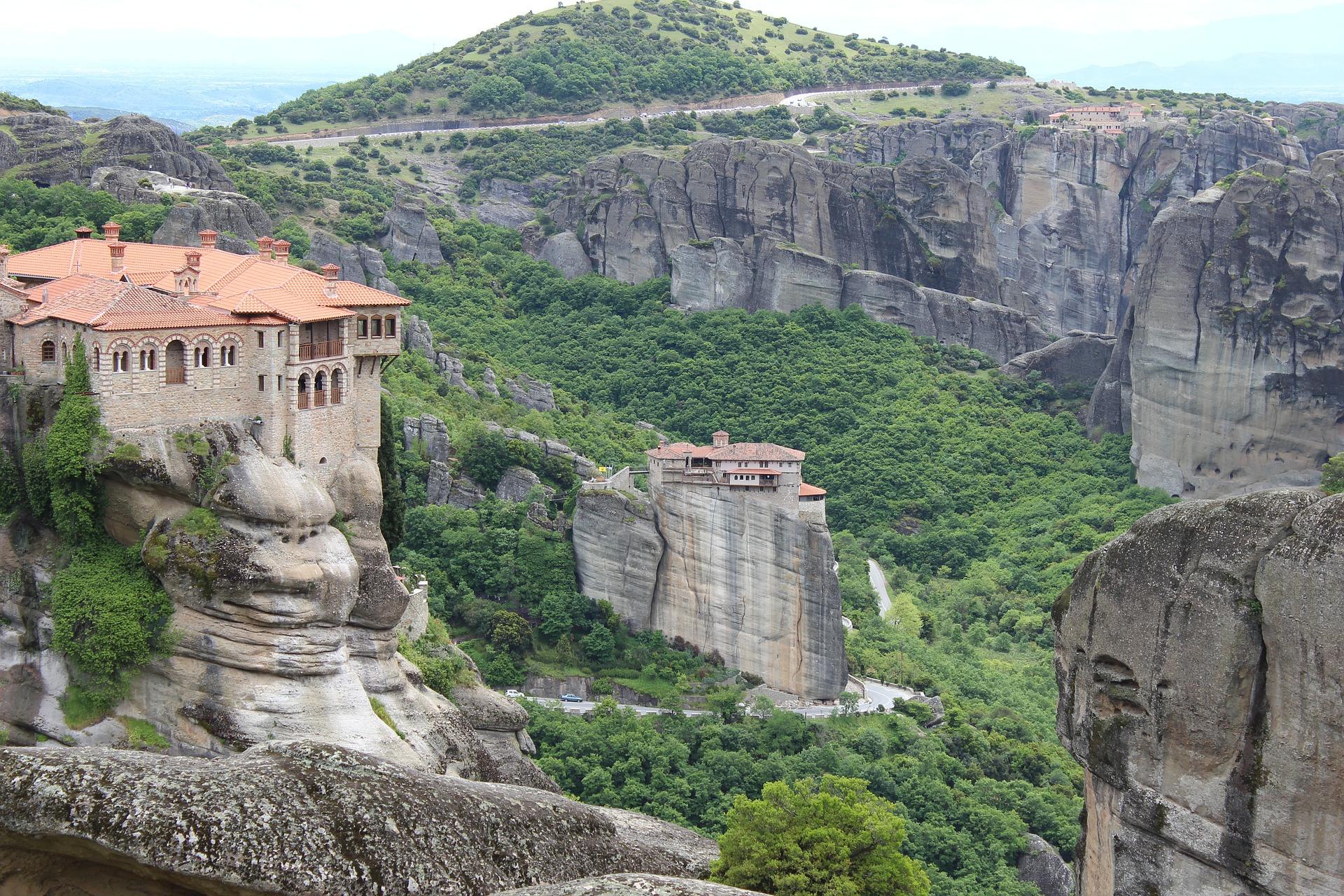 Meteori - Manastirski kompleks