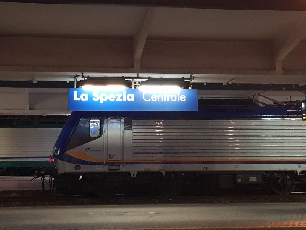 Železnička stanica u La Speciji - Photo: Mogluni