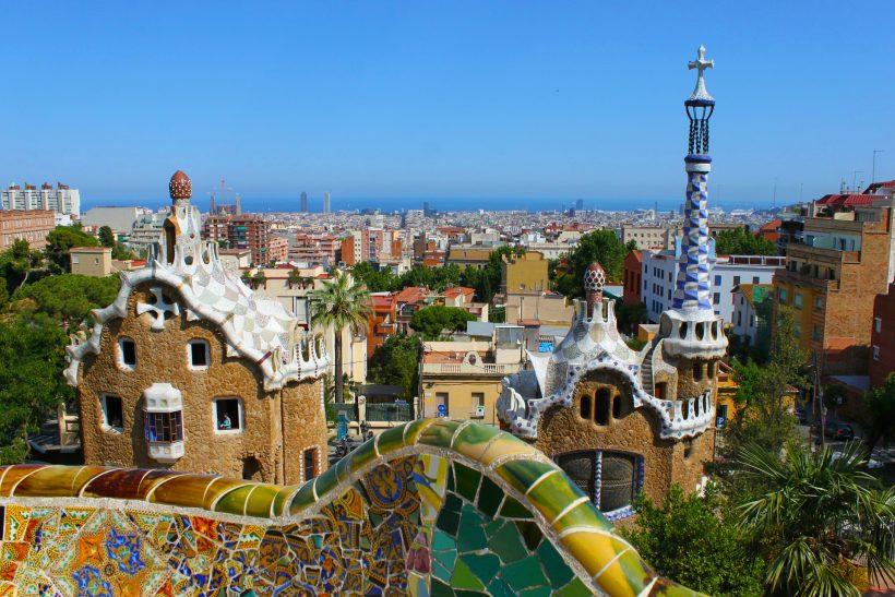 Parc Guell – Letovanje u Španiji