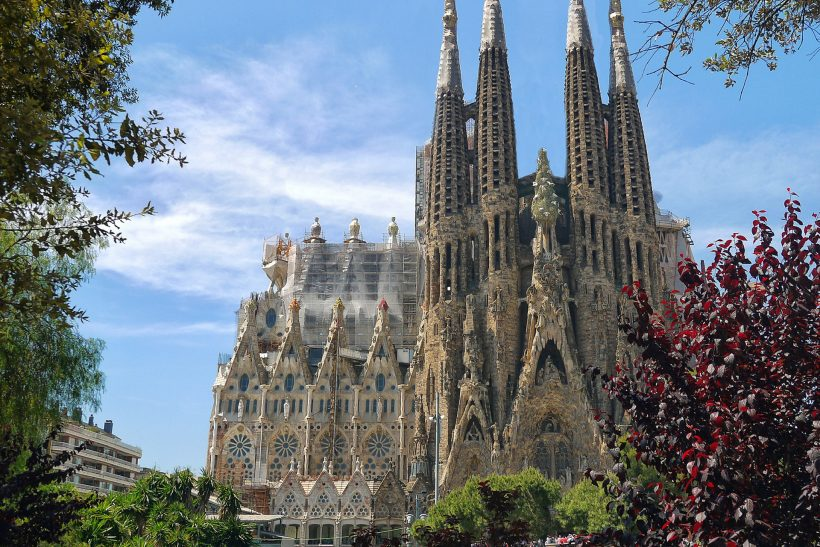 Sagrada Familija – Letovanje u Španiji
