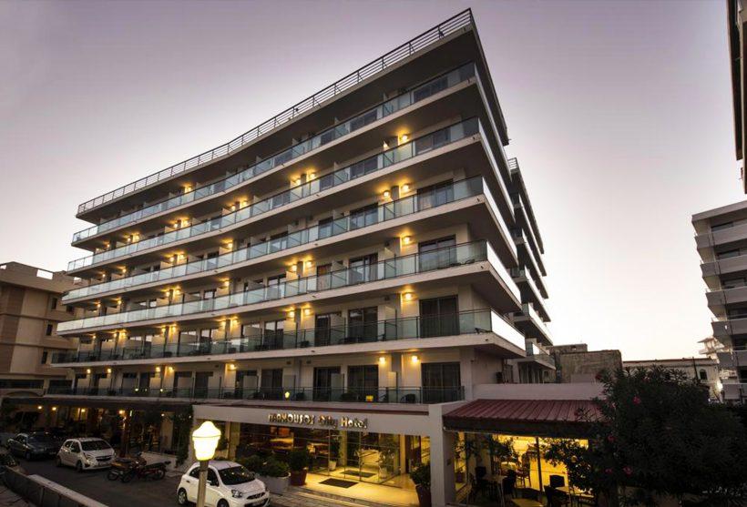 Manousos City Hotel – Hotel sa 3 zvezdice