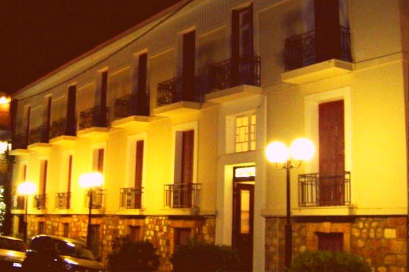 Edipsos – HOTEL ANESIS 2*