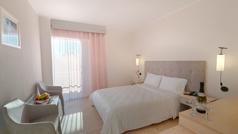 Livadi Nafsika Hotel 3* – Dassia – Krf leto 2019