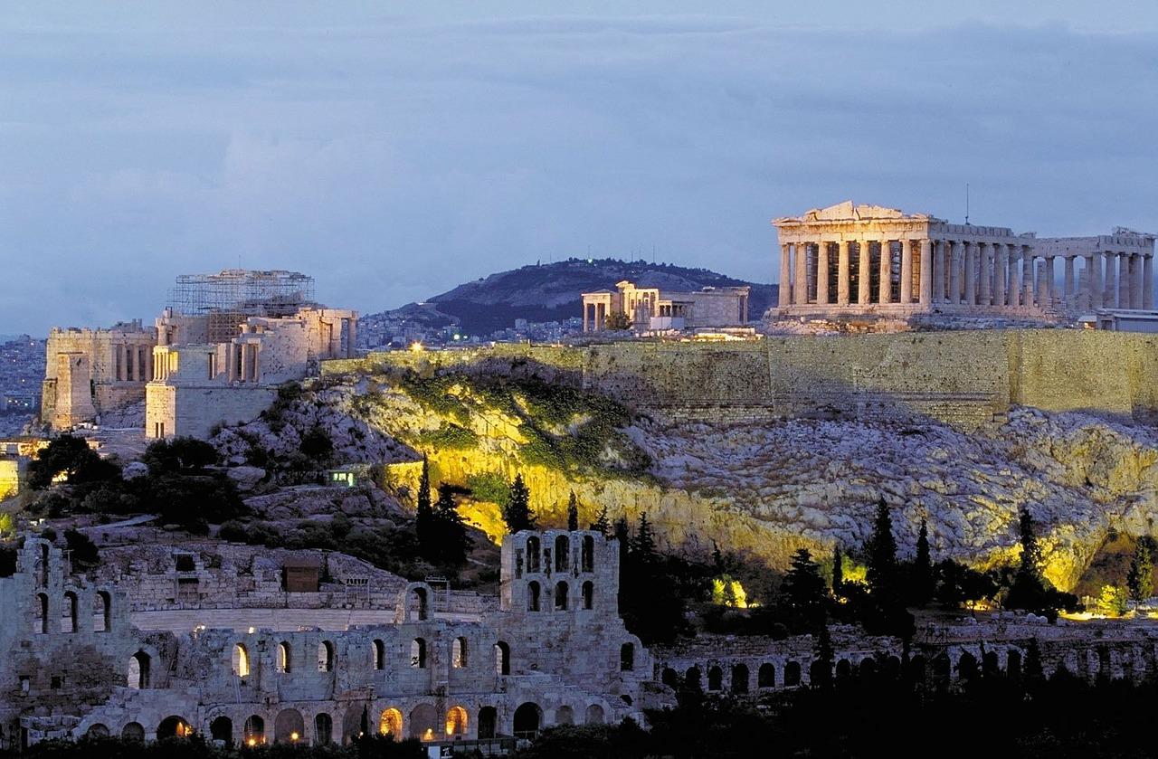 Akropolj, Atina