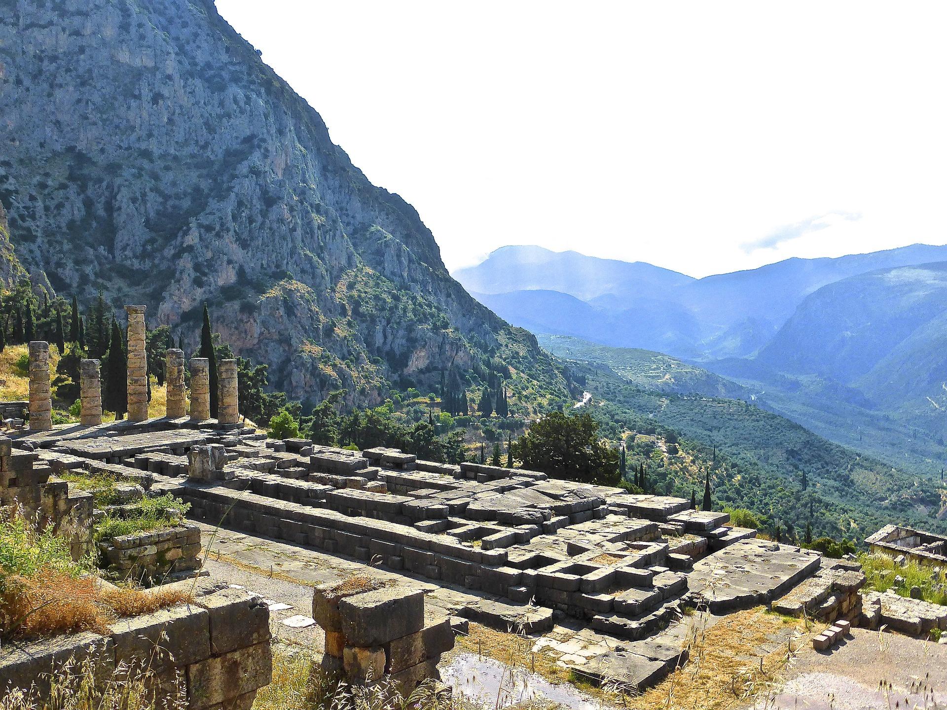 Arheološka nalazišta Grčke
