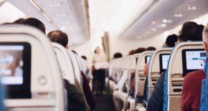 Mesto u avionu